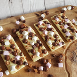 Rocky Road Party Bar - White