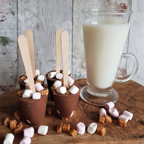 Milk Choccolottie Stirrer