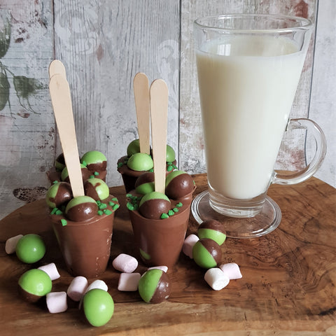 Mint Choccolottie Stirrer