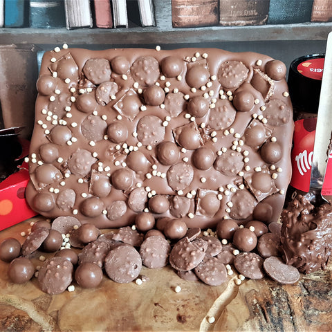 Chocco-Malteser Tray
