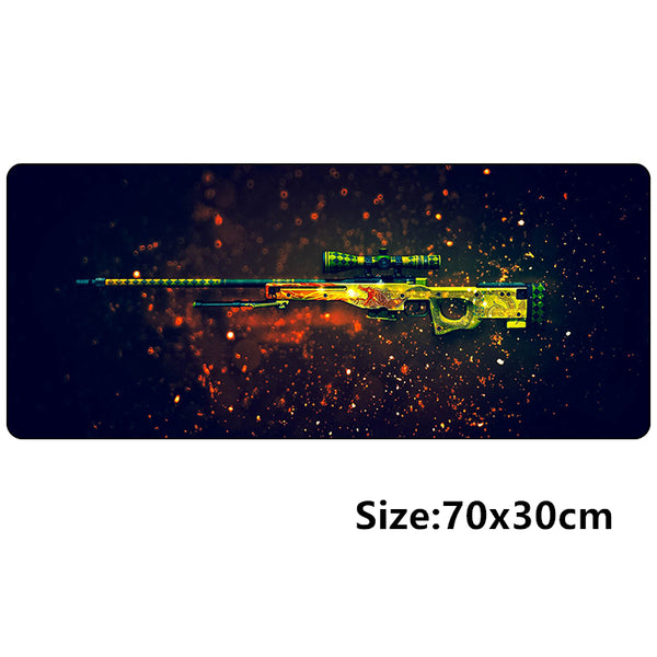 70*30cm Game Mouse pad L, XL Large