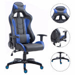 Goplus High Back Executive Racing Reclining Gaming Chair