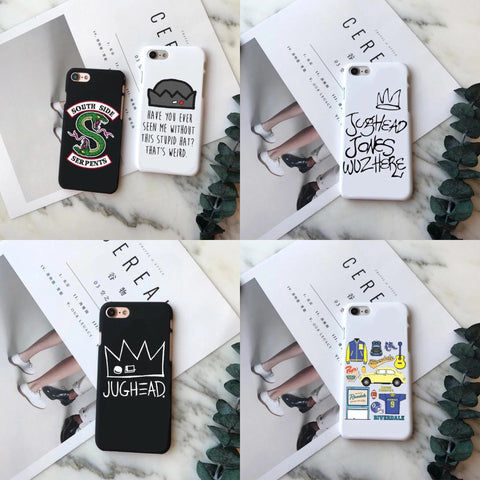 Riverdale Phone Case For iPhones
