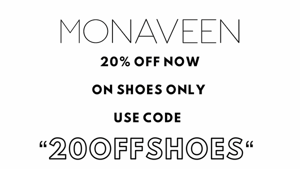 GET 20% OFF SHOES TODAY!
