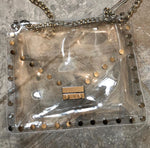 NEW IN The Envy Perspex Bag