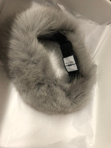 Monaveen Natural Fur Luxury Head Bands
