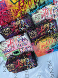 "NEW IN ""HAPPY"" MEDIUM size bag"