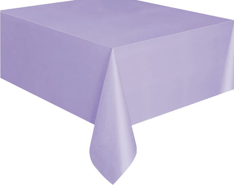 Lavender Rectangular Tablecover