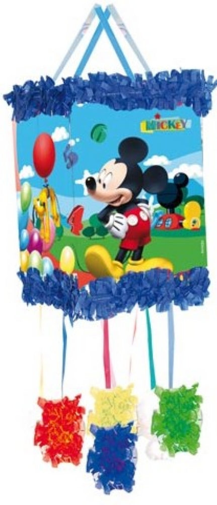 Mickey Mouse Pull Sting Pinata
