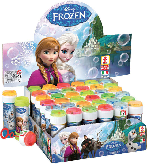 36 Frozen Bubble Liquid Tubs