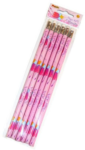 6 Daisie May Pencils