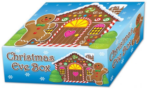 Christmas Eve Box - Gingerbread Design