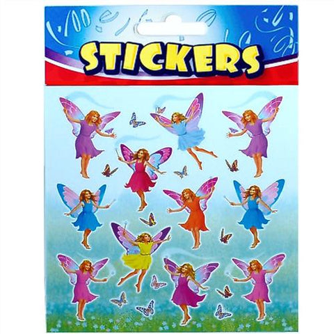 6 Fairy Sticker Sheets