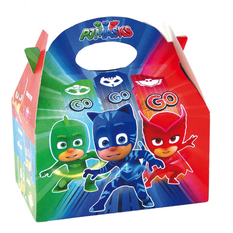 6 PJ Masks Party Boxes