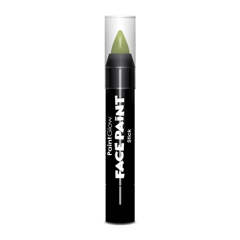 Grass Green - Face Paint Stick - Party Perfecto