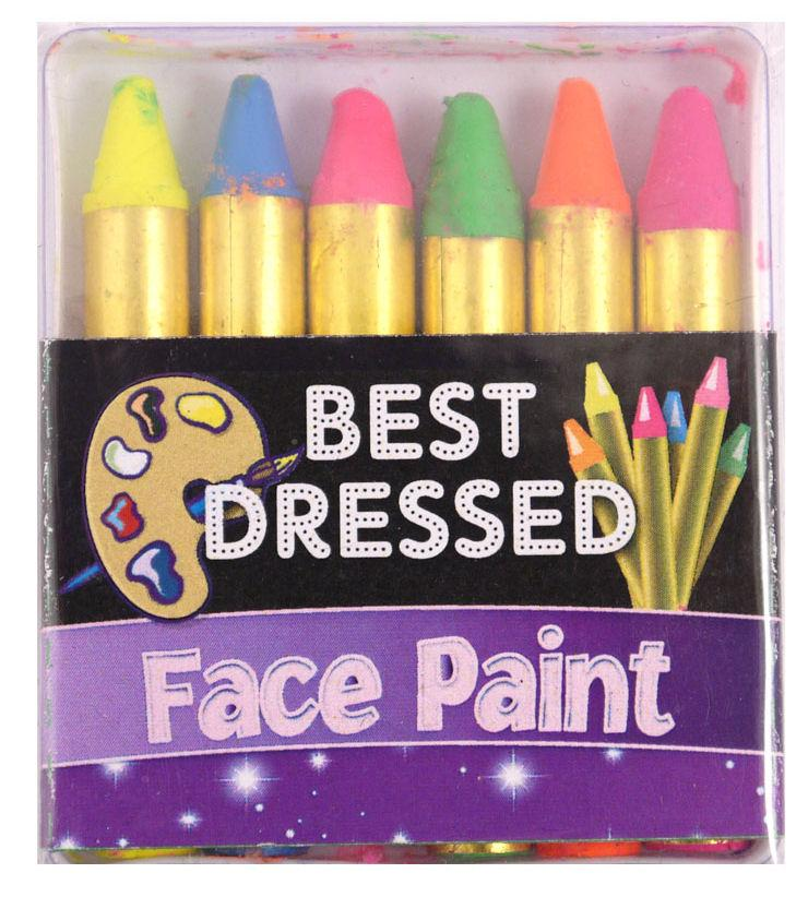 Neon - Face Painting Set - Party Perfecto