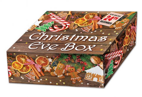 Christmas Eve Box - Crate Design