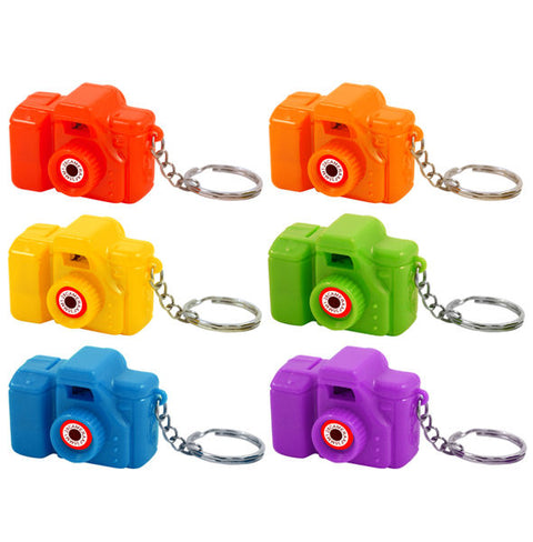 6 Camera Viewer Keyrings