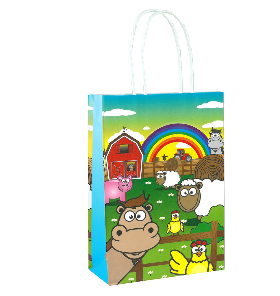 6 Farm Bags With Handles