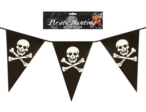 Pirate 12ft Bunting