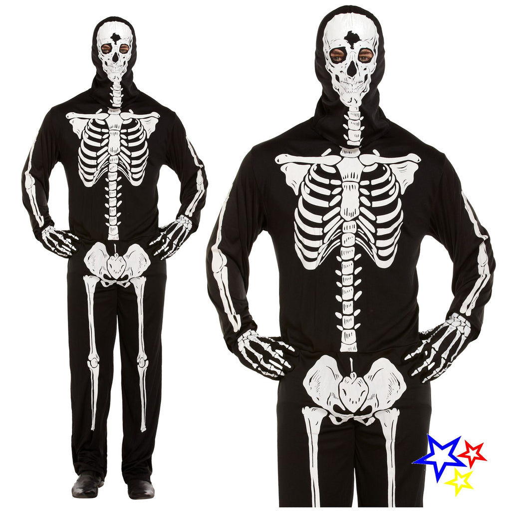 Skeleton Costume - Party Perfecto