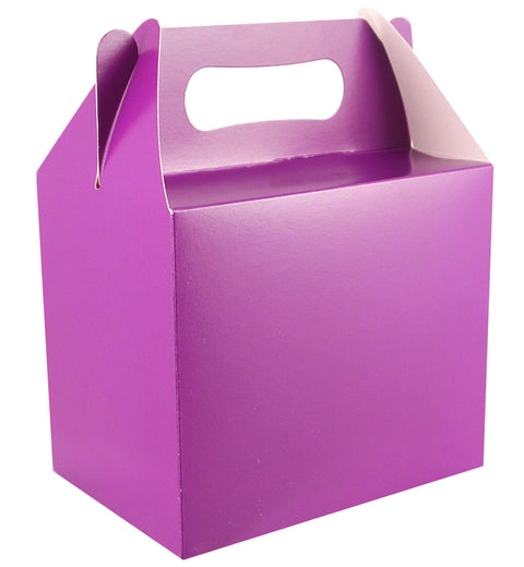 6 Purple Boxes