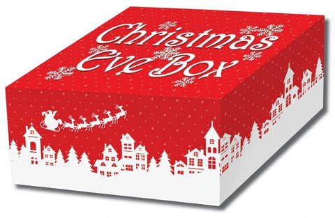 Christmas Eve Box - Red Design - Party Perfecto