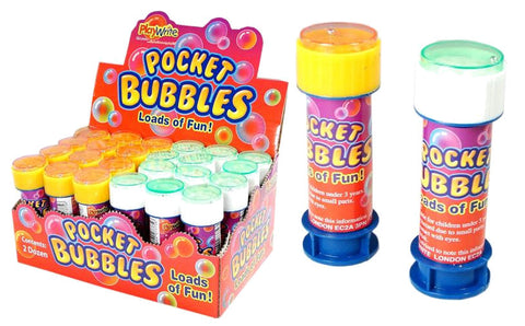 24 Bubble Tubs 25ml