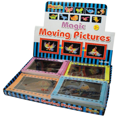 6 Magic Moving Picture Games