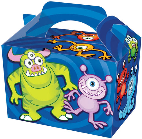 10 Monster Boxes