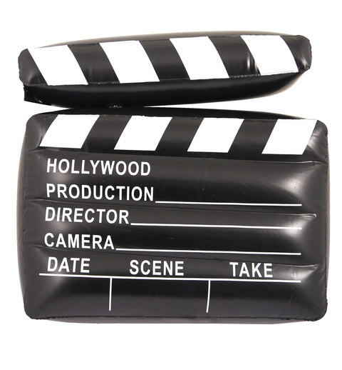 Inflatable Clapper Board