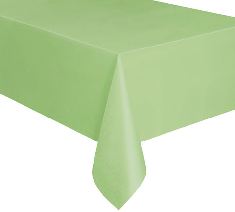 Apple Green Rectangular Tablecover
