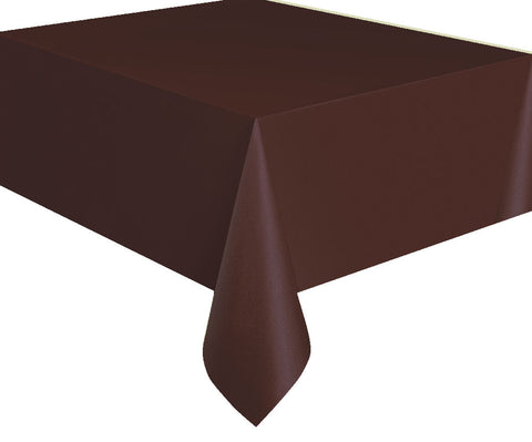 Brown Rectangular Tablecover