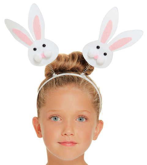 Bunny Head Bopper Headband