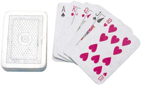 6 Miniature Playing Card Sets