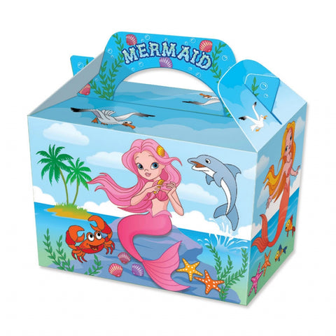 10 Mermaid Boxes