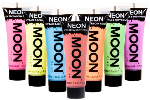 Moon Glow - Pastel - 7 Pack - Party Perfecto