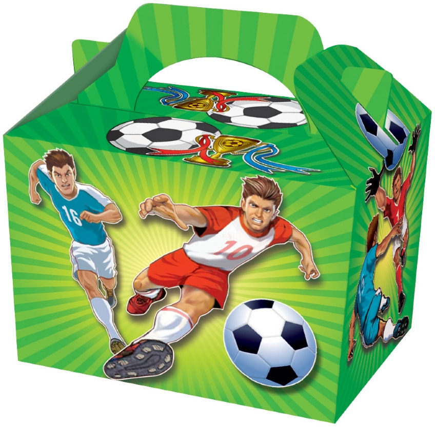 10 Football Boxes