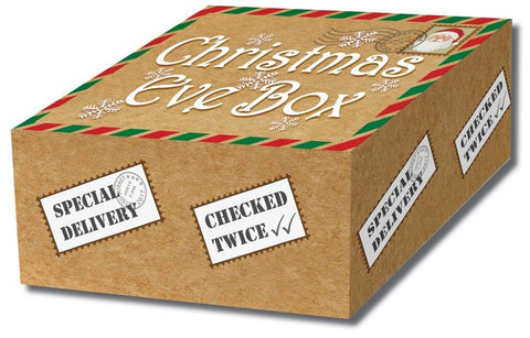 Christmas Eve Box - Parcel Design - Party Perfecto