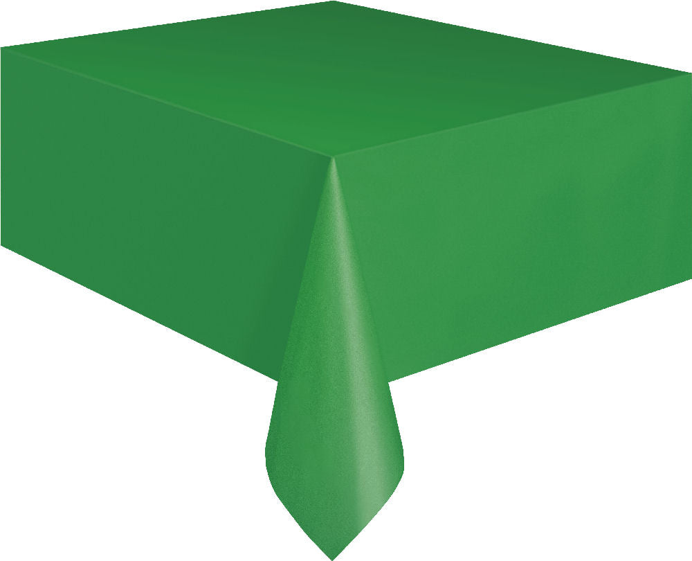 Emerald Green Rectangular Tablecover