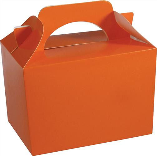 10 Orange Boxes - Party Perfecto