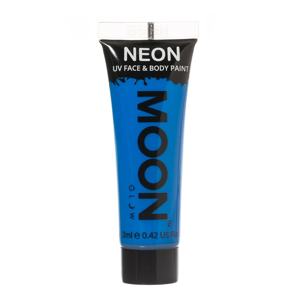 Moon Glow - Neon Blue - Party Perfecto