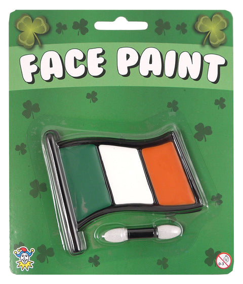 Irish Face Paint Tray