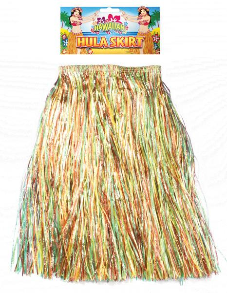 Hawaiian Hula Skirt - 31cm x 60cm - Party Perfecto