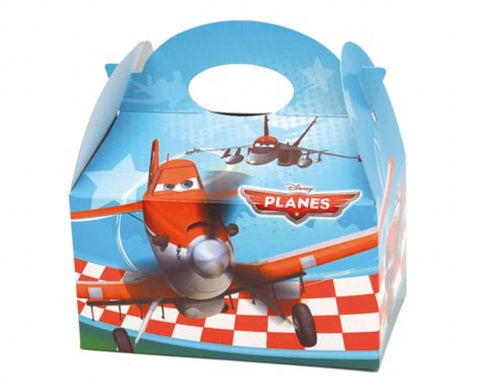 6 Disney Planes Party Boxes