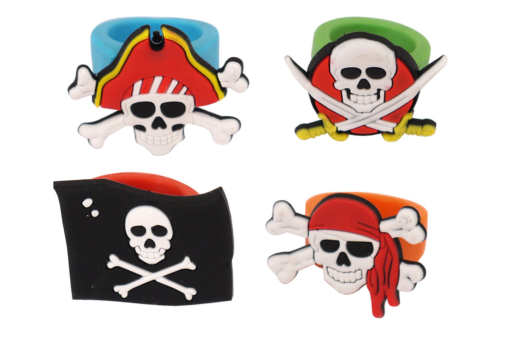 7200 Pirate Rings - Party Perfecto