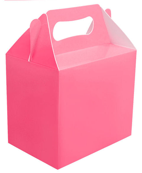 6 Baby Pink Boxes