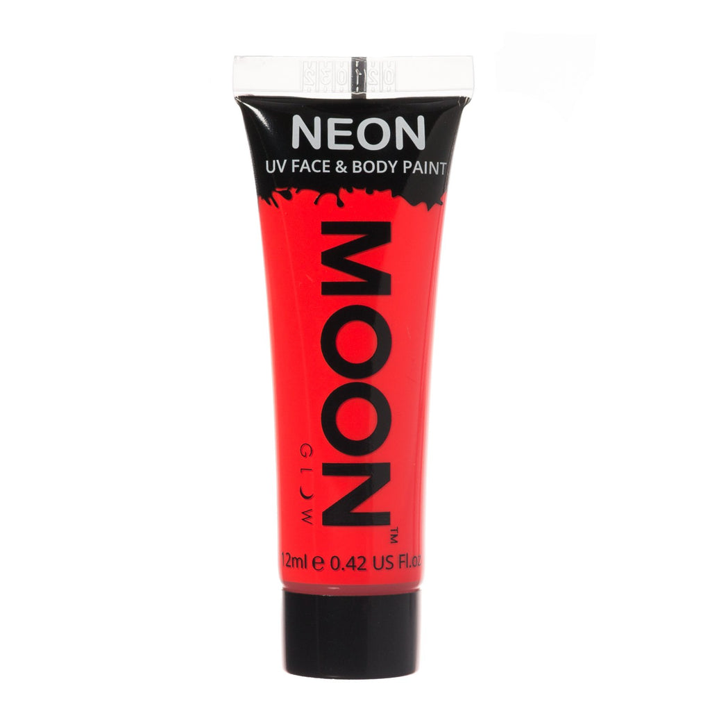Moon Glow - Neon Red - Party Perfecto