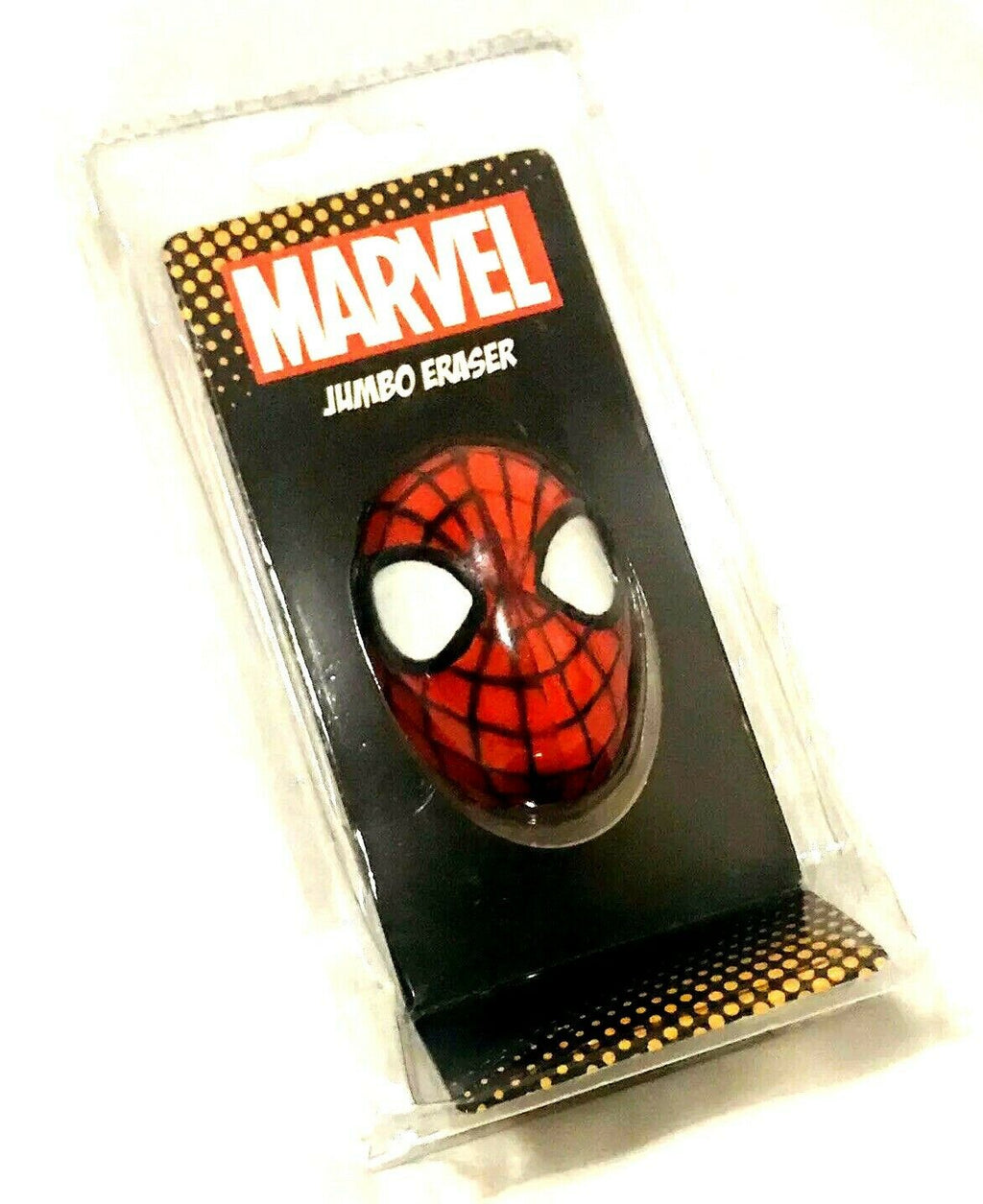 Spiderman Jumbo Head Eraser