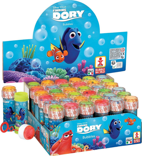 6 Finding Dory Bubble Liquid Tubs